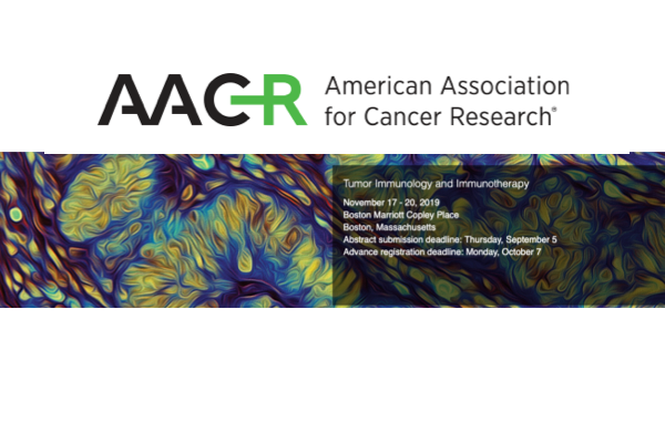 AACR's Tumor Immunology & Immunotherapy Conference
